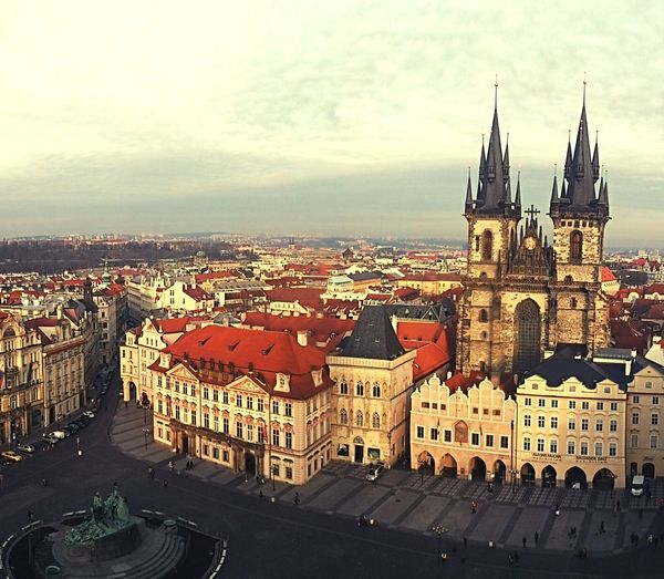 Architecture Prague The Landscapist - 2015 EyeEm Awards The Great Outdoors - 2015 EyeEm Awards On The Road Historical Sights The Traveler - 2015 EyeEm Awards The Architect - 2015 EyeEm Awards On Top Of The Tower