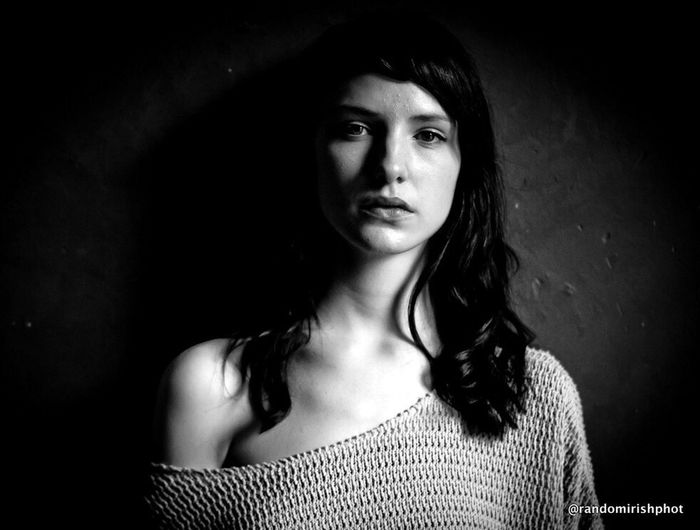 Model Suzi Coombes. EE_Daily: Black And White Black And White Portrait Portrait Of A Woman Monochrome