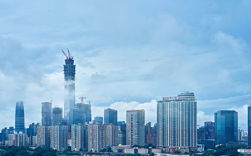 Construction of the Beijing New Skyline Beijing Beijing CBD Beijing China Beijing Scenes Beijing Trip Beijing, China BEIJING北京CHINA中国BEAUTY Building Exterior CBD China China Beauty China Photos China View China Zun CITIC Tower Cityscape Cloud - Sky Daytime East Asia Landmark Landscape Nobody Oriental Skyline Travel Destinations
