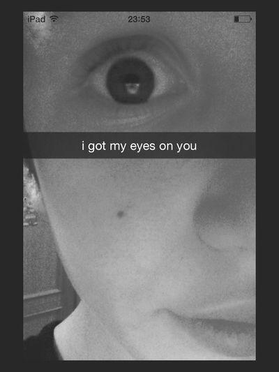 Eyesworld i got my eyes on youu