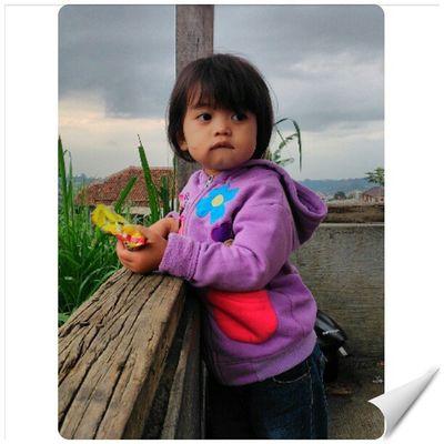 Little Girl HDR