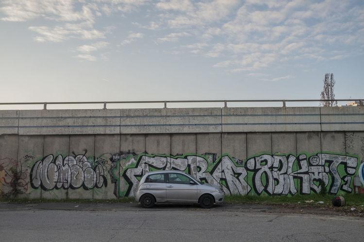 Graffiti Sky