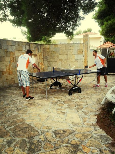 ~ Table Tennis .!