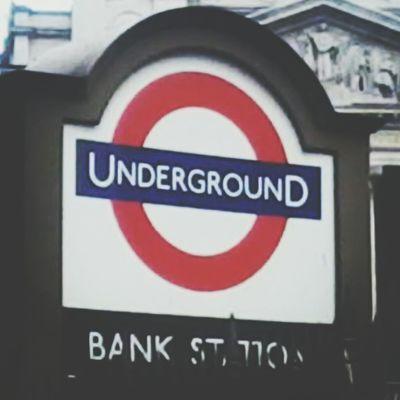London ✌ Taking Photos London Underground Hello World