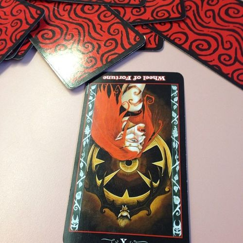 Jumpercard Tarot Tarotcards Tarotreader tarotreading dailyadvice dailyadvicereading freeadvice freereading vampiretarot wheeloffortune past present future checkoutmylink empath energy empathy intuitive spiritual