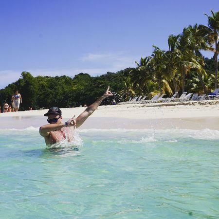 Samana ⚓️⚓️⚓️ 🇩🇴 Bacardi_♥♥ Bacardi Island Dominican Republic Dominicana