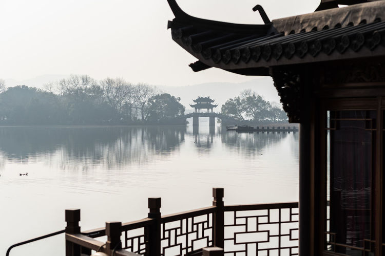 The views are incredible West Lake, Hangzhou West Lake Hangzhou Hangzhou,China Travel Destinations Travel Public Park Bridges