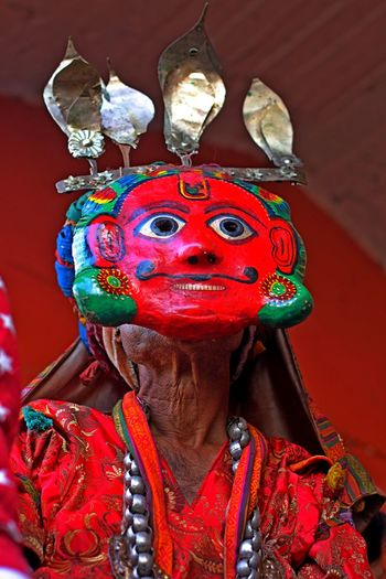 Art And Craft Close-up Creativity Culture Human Representation Mask Dance Portrait Sikali Jatra Tradition Variation The Portraitist - 2016 EyeEm Awards