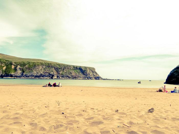 Malin Beg beach