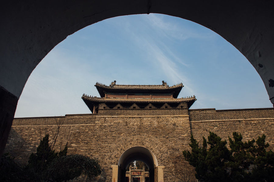 Castle City Walls Confucian School Confucian Temple ConfuciusTemple Legend Legendary Ancient Building Ancient Civilization Ancient Ruins Arch Architecture Built Structure China Chinese Culture Chinese Teache Confucius Culture And Tradition History No People Philosopher Politician Traditional Traditional Building Travel Destinations