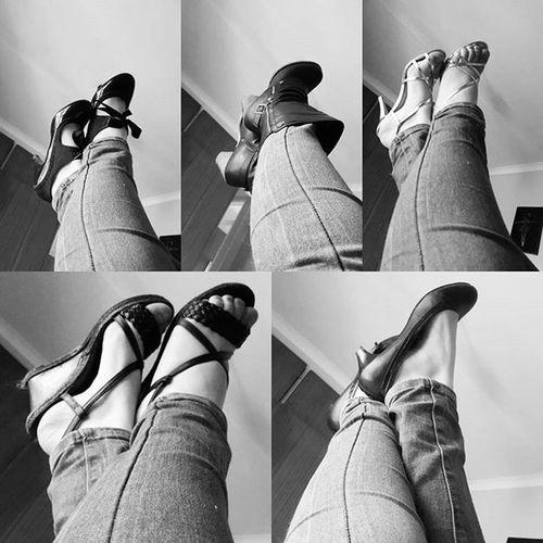 Gotta love me my heels 😉😎😋😘 Neverhavetoomanypairsofheels Needmore Madloveforheels Whybecauseican