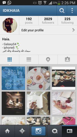 Follow me in IG @idkhaia Instagram