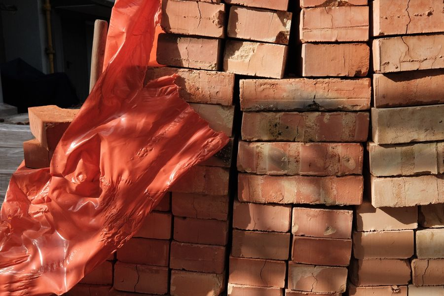 No People Wall Wall - Building Feature Brick Day Built Structure Architecture Brick Wall Outdoors Pattern