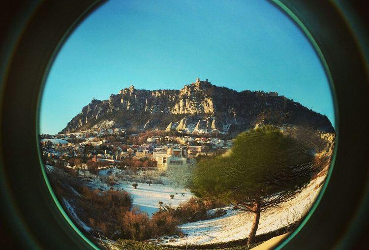 Sanmarino Repubblica_di_sanmarino Republicofsanmarino Montetitano Panoramic View Castles Italy Italia Emiliaromagna