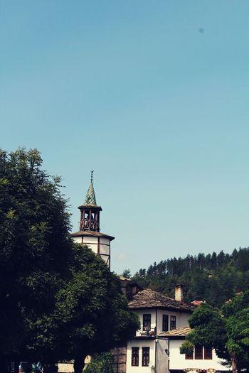 Tower of Tryavna Трявна