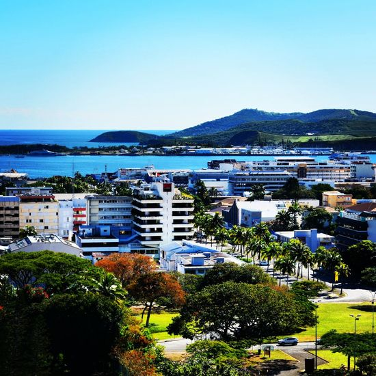 Town Centre City View  Point Of View Centre Ville Noumea New Caledonia Newcaledonia