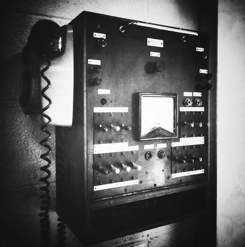 Blackandwhite Black And White Telephone Bw_collection Eye4black&white