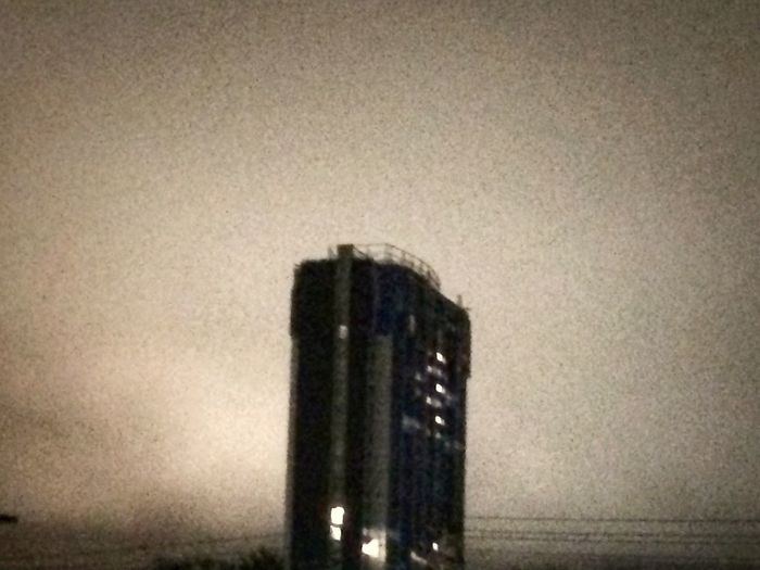 The Tower Funeral Backgrounds Night Cloud - Sky Tower Building Structure Fenwick Tower The Vogue Dark