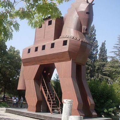 Troja Atı