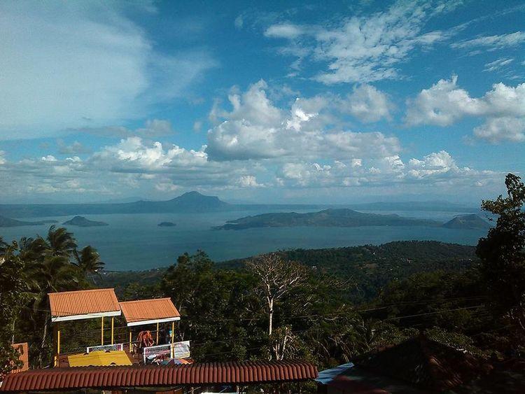 Beauty In Nature Cloud - Sky Mountain Mountain Range No People Outdoors Scenics Sky