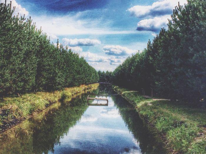 Beautiful Nature Relaxing Hello World Russia