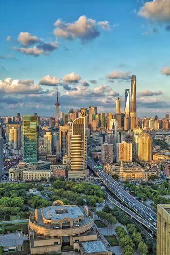 Shang hai city