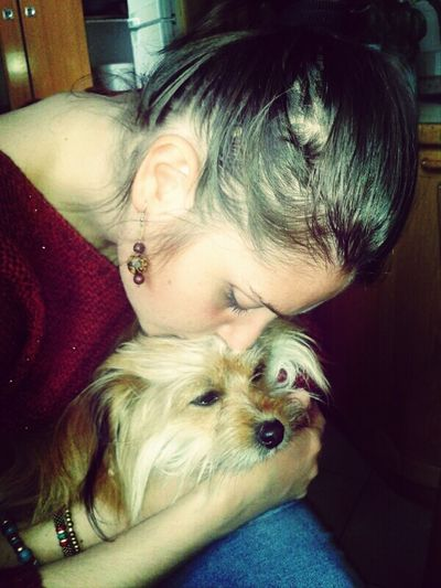 Bubi Liloski ♥ I Love My Dog