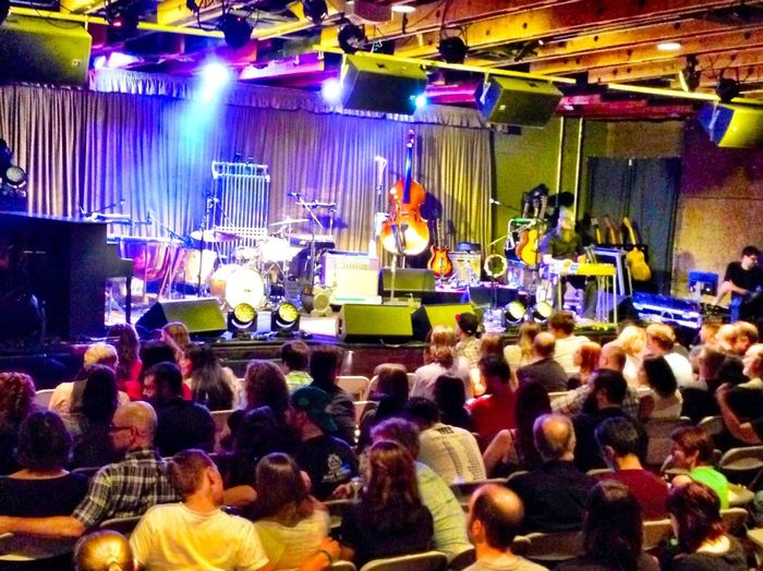 Waiting for the Eels!! Theartofiphoneography The Eels Crescent Ballroom Phoenix