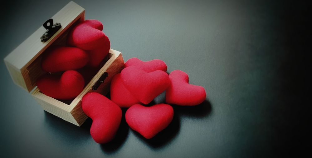 Heart box Heart