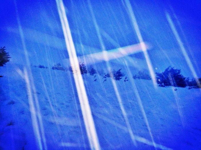 Vuelve La Nieve #esquídemontaña #skimountaineering #skimo #mountain #sunrise #amanecer #cotos #peñalara #gasss #training #ilovemountain #dynafit #welovemountain #snowstorm