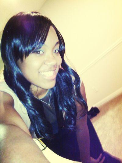 smile ;