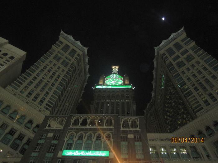 مكة المكرمة برج الساعة السعودية  Towers The Architect - 2015 EyeEm Awards