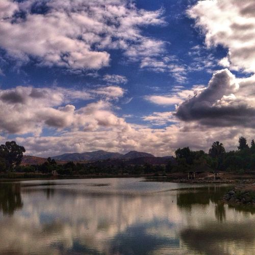 EyeEm Nature Loverture Lover Clouds And Sky Water Reflections