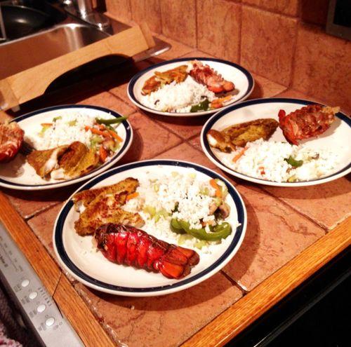 LindsayMarie Seafood Gastronomic