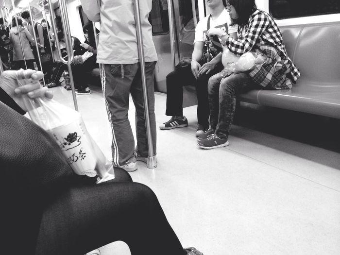 At MRT Kaohsiung, Taiwan