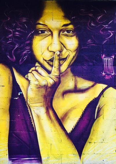 """Silence moments"" Graffiti Graffiti Art Urbanphotography Urban Photography"