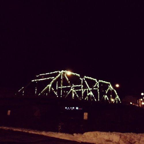 Merry Christm as from Bedford Falls aka Seneca Falls