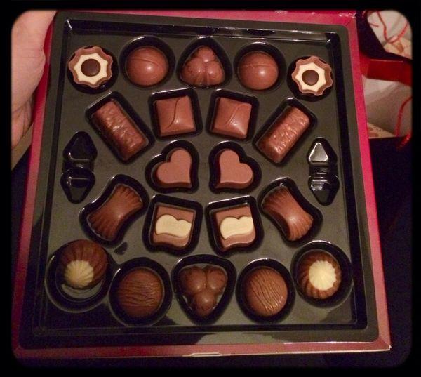 Chocolate Dairy Box Fuck Me Sideways