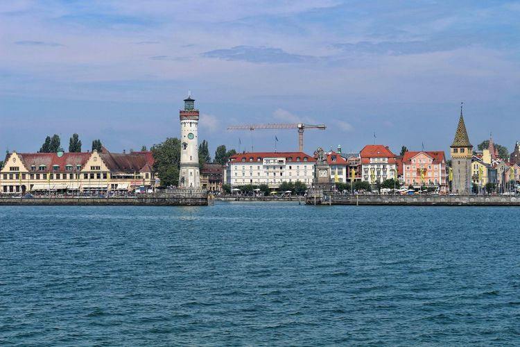 Lindau / Bodensee 🇩🇪 cityscapes Port Architecture Lake Lake Constance Lindau Lindau Bodensee EyeEm Gallery EyeEm Selects Urban Urban Skyline Urbanphotography Urban Landscape Landscape Harbour View Harbour Bavaria Building Exterior No People Architecture Outdoors Day Sky Built Structure Travel Destinations Cityscape City Water Politics And Government An Eye For Travel The Traveler - 2018 EyeEm Awards