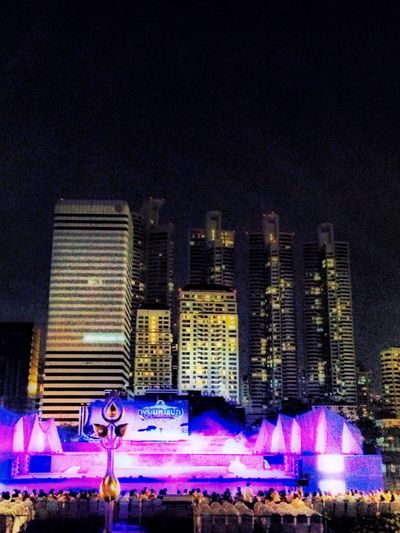 พระมหาชนก Bangkok We Love King TH Long Live The King ทรงพระเจริญ