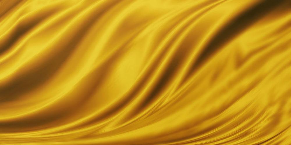 Full frame shot of yellow water