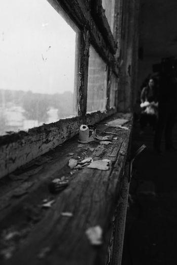 The 2014 EyeEm Festival & Awards Blackandwhite Abandoned Places Black & White