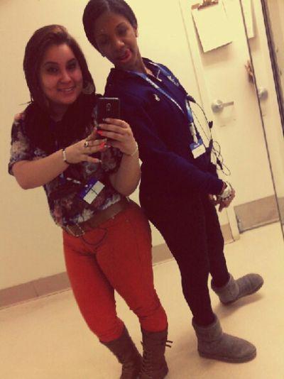 Me And Chrissyyyy ♥♥