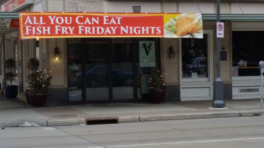 LENT SPECIAL Reastaurant Urban Photography Urban Sign Fish Fry Fish Fry!!!! Fish Fry Time Dinner Time Lent Friday Favorites Friday Night Special No Edits No Edit/no Filter Rochester, Minnesota USA Cellphone Photography Mobile Photography All You Can Eat Showcase March