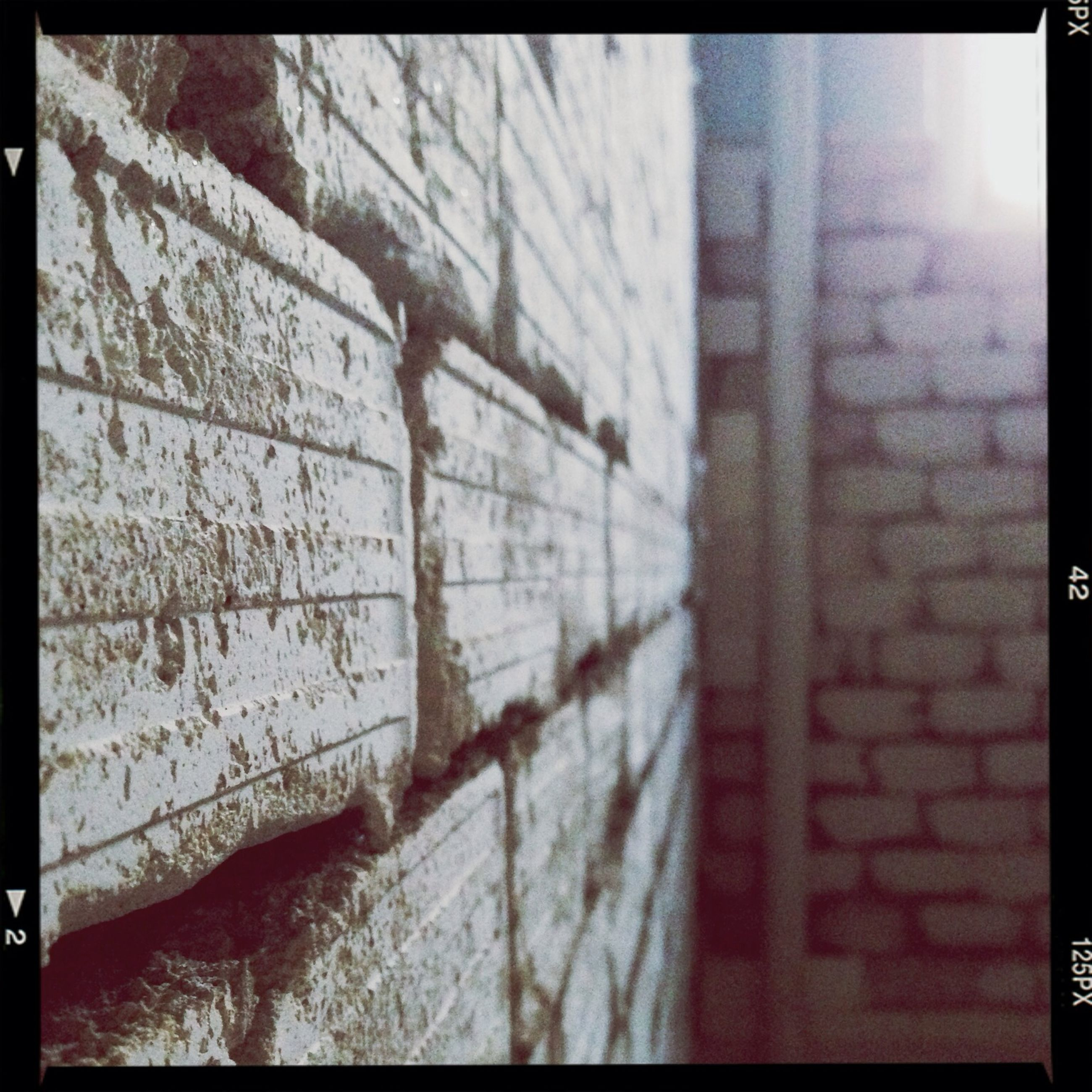 transfer print, auto post production filter, wall - building feature, textured, built structure, close-up, architecture, pattern, wall, brick wall, full frame, day, no people, outdoors, building exterior, backgrounds, weathered, sunlight, old