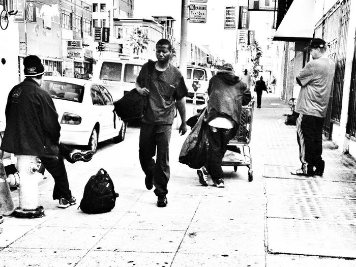 Life in black and white Blackandwhite Streetphotography Change Your Perspective Shoot The Street With Pointer Footwear