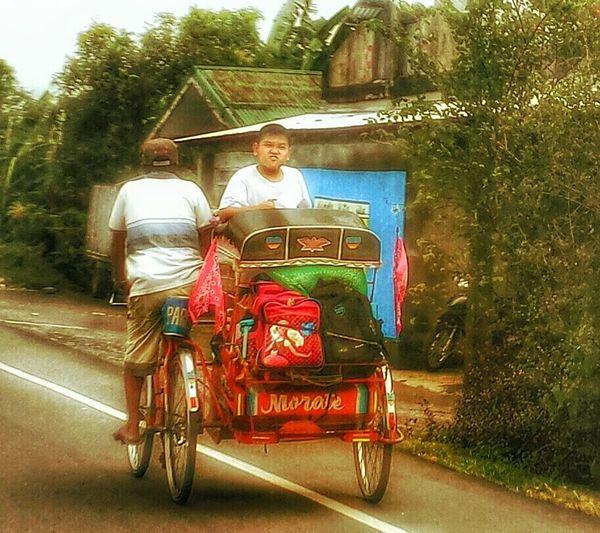 CyclingUnites Transportation Cycling Padyak