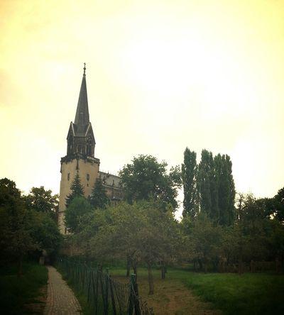 Spooky Church