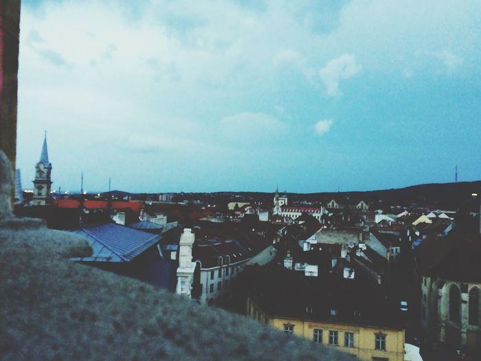 Sky House City Tüztorony Alone Sad Summernights2016