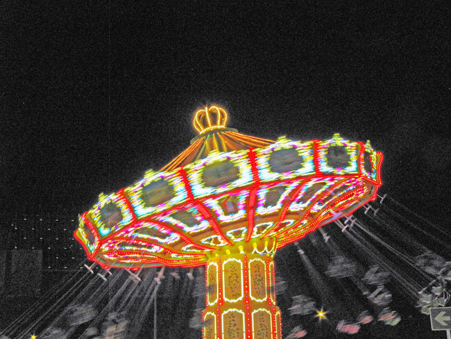 Amusementpark Arts Culture And Entertainment Carousel Fair Hamburg Hamburger Dom Night Night Lights Nightphotography Taking Photos Taking Pictures Tiimepaint72 Blurred Motion